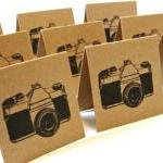 Vintage Camera Handmade Mini Note C..